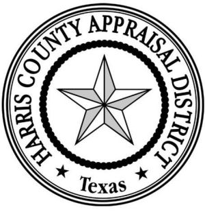 Harris County Appraisal District seal