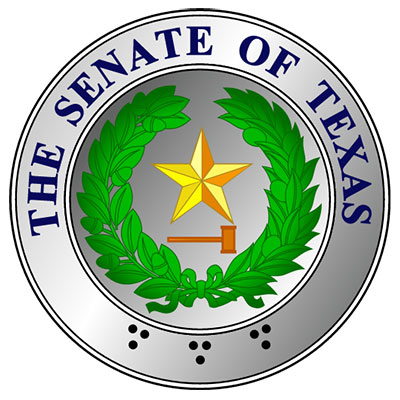 senate texas seal